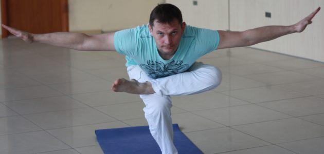 Дхарма йога начальный уровень