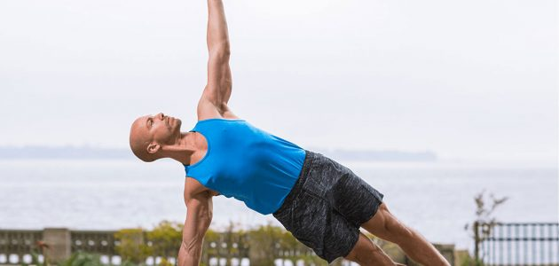 Хатха-йога средний уровень