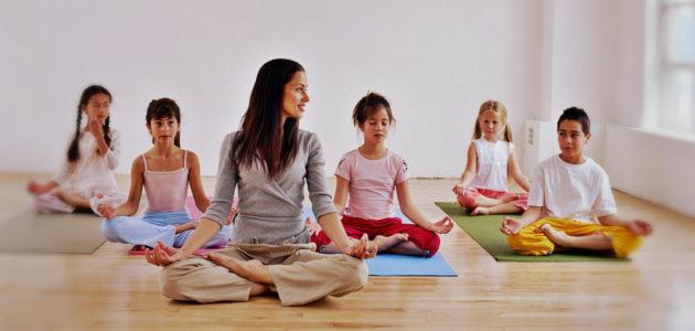 Йога для детей 10-13 лет